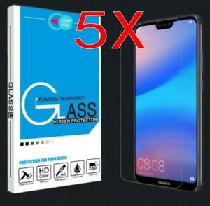 TEMPERED-GLASS-SCREEN-PROTECTOR-COVER-FOR-HUAWEI-P-Smart-P20-Pro-LITE-P9-P10