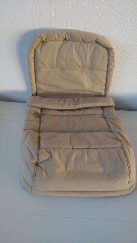 Teutonia Sommerfußsack schwarz blau oder beige NEU Lagerverkauf!!