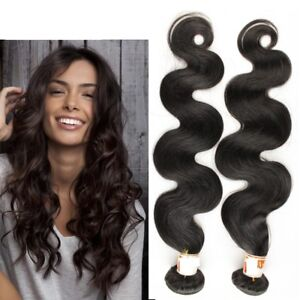 Tissage-bresilien-en-lot-pas-cher-Corps-vierge-bresilien-Cheveux-Bundles-Body