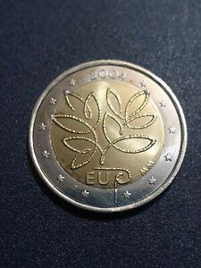 2€ Commémorative FINLANDE 2004 (état neuve)