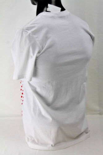 Diem S//S SOCCER T-SHIRT WHITE DMSMU07171