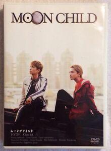 Moon-Child-Hyde-LArc-en-Ciel-Gackt-1st-Press-Limited-Edition-Prev-Viewed-DVD