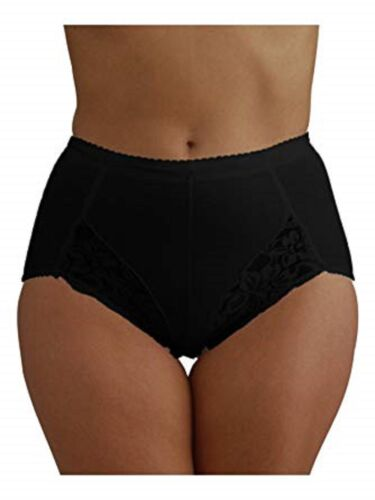 Ladies Light Control Support Briefs Knickers with Lace Detail S 3XL Women