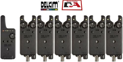 Delkim TXI D Bite Alarms All Colours Available BRAND NEW MODEL