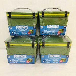 Brand New Sealed Fortnite Loot Battle Box Crested Cape Back Bling