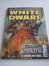 MAGAZINE WHITE DWARF , JEUX GAMES WORKSHOP ET FIGURINES N° 179 . BON ETAT .