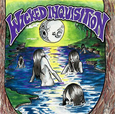 WICKED INQUISITION - Same (NEW*US  DOOM/HEAVY METAL*PRIVATE*P.ALTAR*WITCHCROSS)