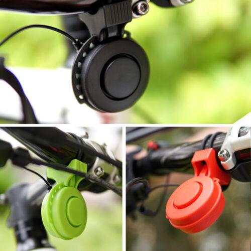 Vélo vélo guidon vélo anneau cloche électrique klaxon fort alarme sonore sécu SH