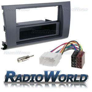 Suzuki-Swift-2005-2010-Stereo-Radio-Fitting-Kit-Fascia-Panel-Adapter-Single-Din