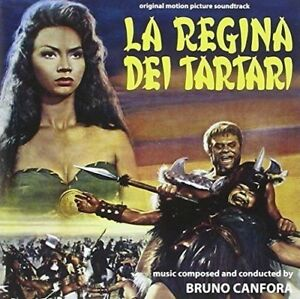 Bruno Canfora - La Regina Dei Tartari - Digitmovies - CD
