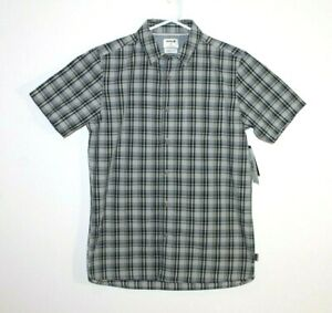 Hurley-039-Charlie-Woven-S-S-039-Shirt-Men-039-s-Size-Small-BNWT