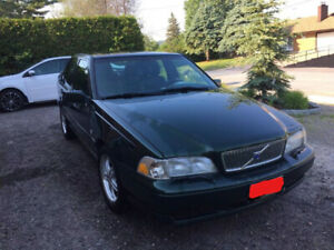 2000 Volvo S70 SE - Sold AS IS