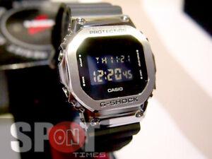 Casio-G-Shock-Metal-Parts-Square-Face-Men-039-s-Watch-GM-5600-1