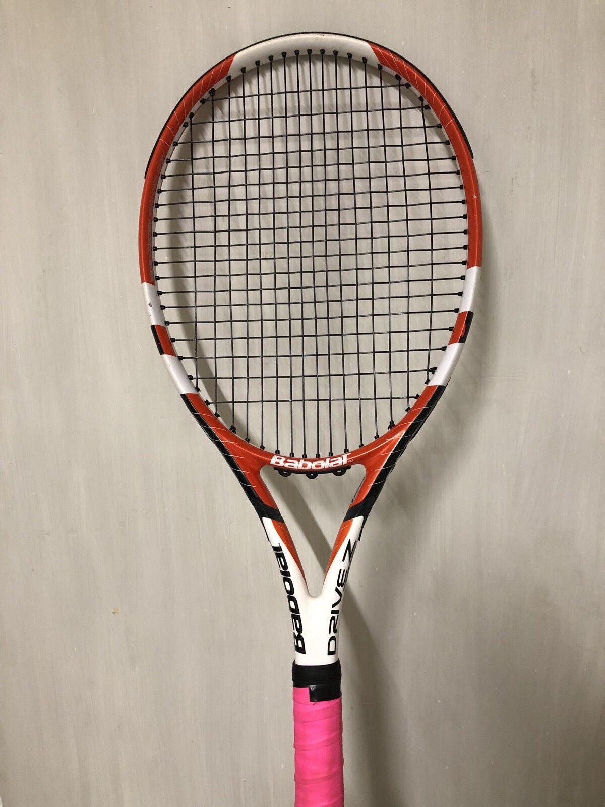 Tennisschläger von Babolat Drive Z  | Maßstab Maßstab Maßstab ist der Grundstein, Qualität ist Säulenbalken, Preis ist Leiter  | Neueste Technologie  | Verrückter Preis, Birmingham  e9a443