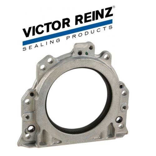 NEW For Audi A4 VW Passat 1.8L L4 Rear Crankshaft Seal w// Flange Victor Reinz