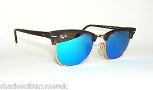 ray ban clubmaster cristales azules