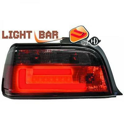 1213898 High Definition Rear Lamps Lightbar in.pro Red//Black