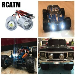 Highlight-LED-Spotlight-Dome-Light-For-1-5-1-8-1-10-RC-Car-RC-Boat-TRX4-SCX10