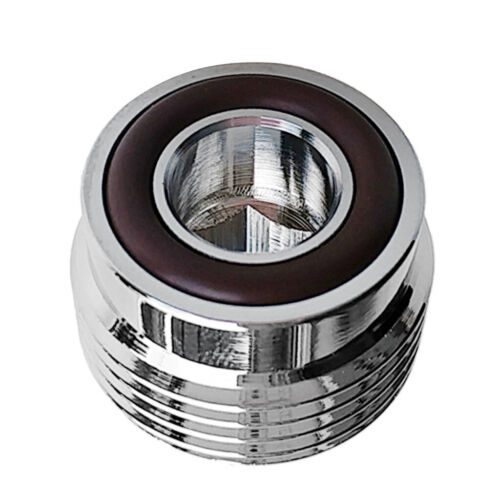 DIN to Yoke Insert Tank Valve Adapter Converter Scuba Diving Cylinder Valve