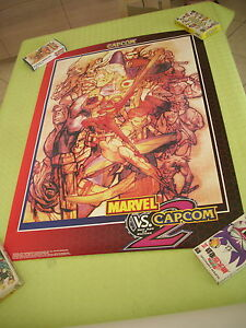 gt-gt-MARVEL-VS-CAPCOM-2-II-CAPCOM-ARCADE-B1-SIZE-OFFICIAL-POSTER-lt-lt