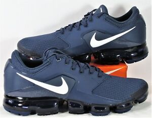 49395f89178 Nike Air VaporMax Vapor Max CS Blue   White Running Shoes Sz 9.5 NEW ...