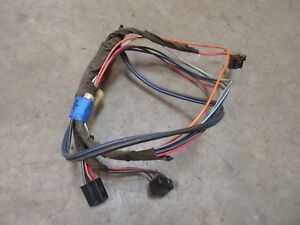 1968 Cadillac Sedan Deville 4 door hardtop power window wire harness wiring  PF | eBayeBay