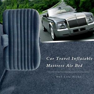 YaeTact-Car-Travel-Seat-Sleep-Rest-Mattress-Air-Bed-Camping-with-Two-Air-Pillows