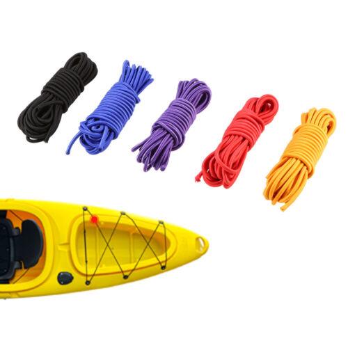 5mm Kayak Boat Elastic Bungee Cord Rope G7K3 Details about  /5 Meters 4mm