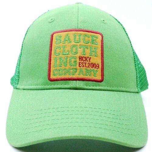 Sauce Hockey Kentucky Waterfall Meshback Hockey Cap Hat   OSFM