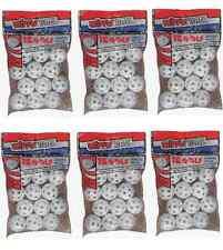 6 dozen WIFFLE® Practice Plastic Poly GOLF BALLS New!
