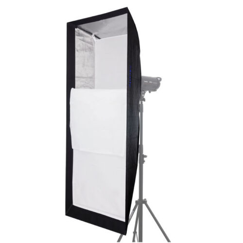 Asimétricas Softbox 150x70 cm para juez Hensel Studio relámpago de Mettle