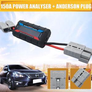 150A-Digital-Watt-Meter-Monitor-Voltage-Amp-Draw-For-Fridge-Solar-AGM-Battery