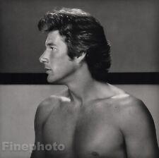 1983 Vintage RICHARD GERE Semi Nude Male Actor Movie Photo ~ ROBERT MAPPLETHORPE