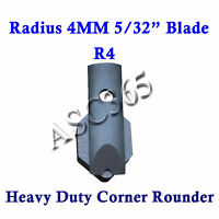 Replaceable Die Blade For All Metal Corner Rounder Punch Cutter R4 Radius(5/32)