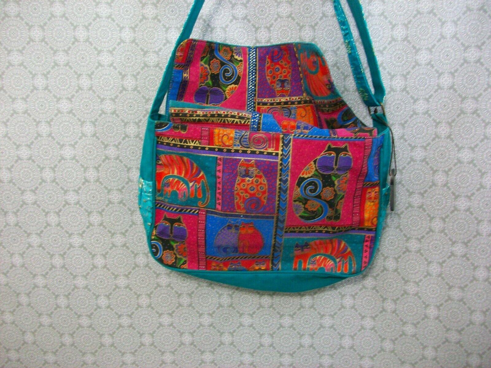 LAUREL BURCH Cat Crossbody Bag - image 4
