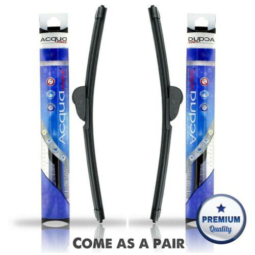 Paire de s/'adapter MERCEDES M CLASSE 98-05 acquamax All Year pare-brise Balais d/'essuie-glace Kit