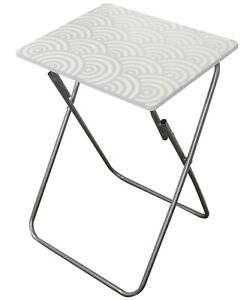 Tv Tray Table Multi Purpose Sturdy Durable Foldable Small