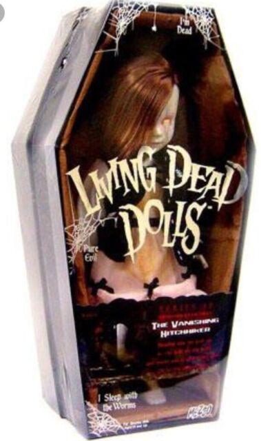 Living Dead Dolls Series 17 Urban Legends The Vanishing Hitchhiker Doll NEW LDD