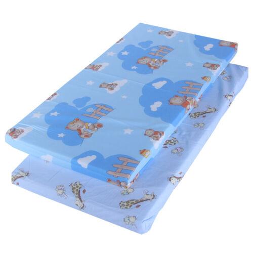 Kinderbettmatratze 60x120 70x140 Kindermatratze Babymatratze Reisebettmatratze