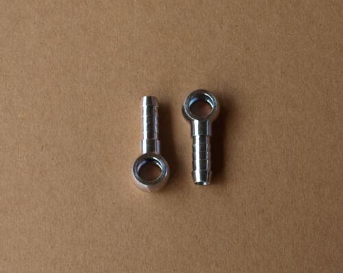 Anello Tubo capezzoli Anello capezzoli con occhio ad Anello 10 mm Din 7642 DN 4