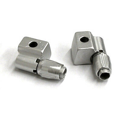 Alloy with screws SunRace Down Tube  Gear Cable Stops