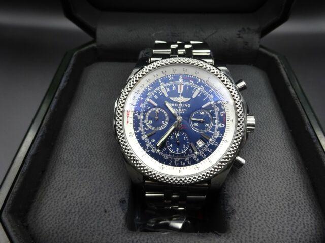 Breitling Bentley Motors A25362 Wristwatch