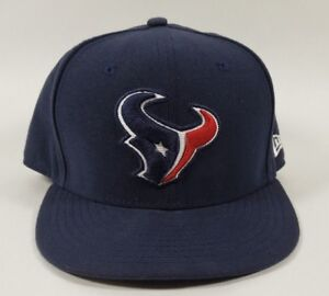 Image is loading New-Era-59Fifty-Fitted-Hat-NFL-Houston-Texans- 1f84d459e8b1