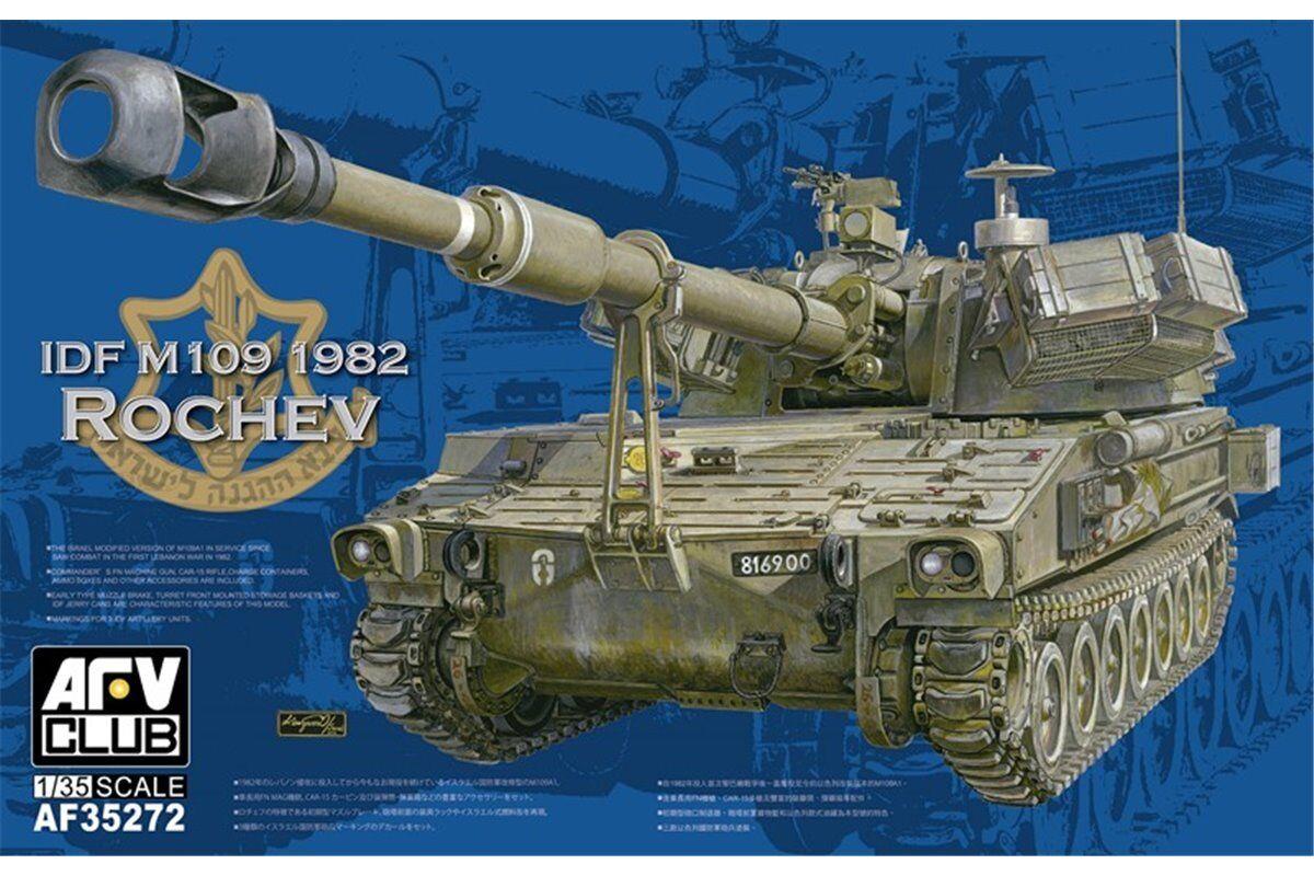 AFV Club AF35272 1 35 IDF M109A1 Rochev 1982