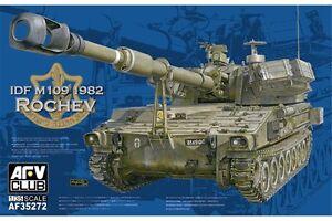 AFV Club Af35272 1/35 Idf M109a1 Rochev 1982