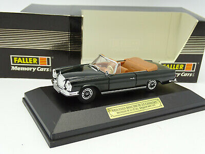 Mercedes-Benz 280 SE W111 3.5L Cabriolet 1969 Year 1//43 Scale Diecast Model Car