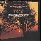 Martucci: La Canzone dei Ricordi; Notturno; Respighi: Il Tramonto (2009)