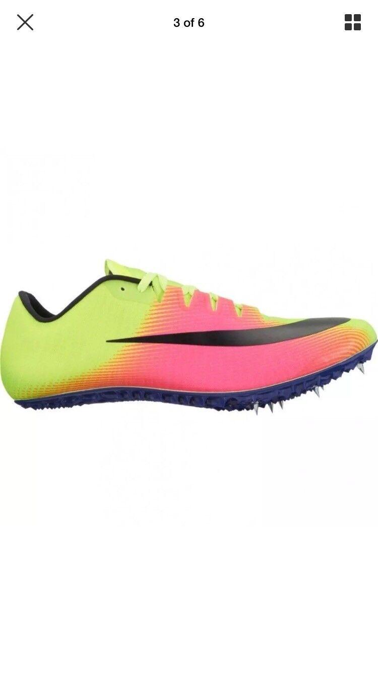 Nike Zoom JA FLY 3 OC Rio Track & Field Spikes  882032-999  Mens Sz 13