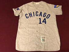 9ebfe0d7b Ernie Banks Authentic Mitchell & Ness 1969 Chicago Cubs retro jersey Size  Large