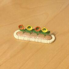 Sylvanian Families JP Garden Accessories Spares - Flower Bed Set x 1
